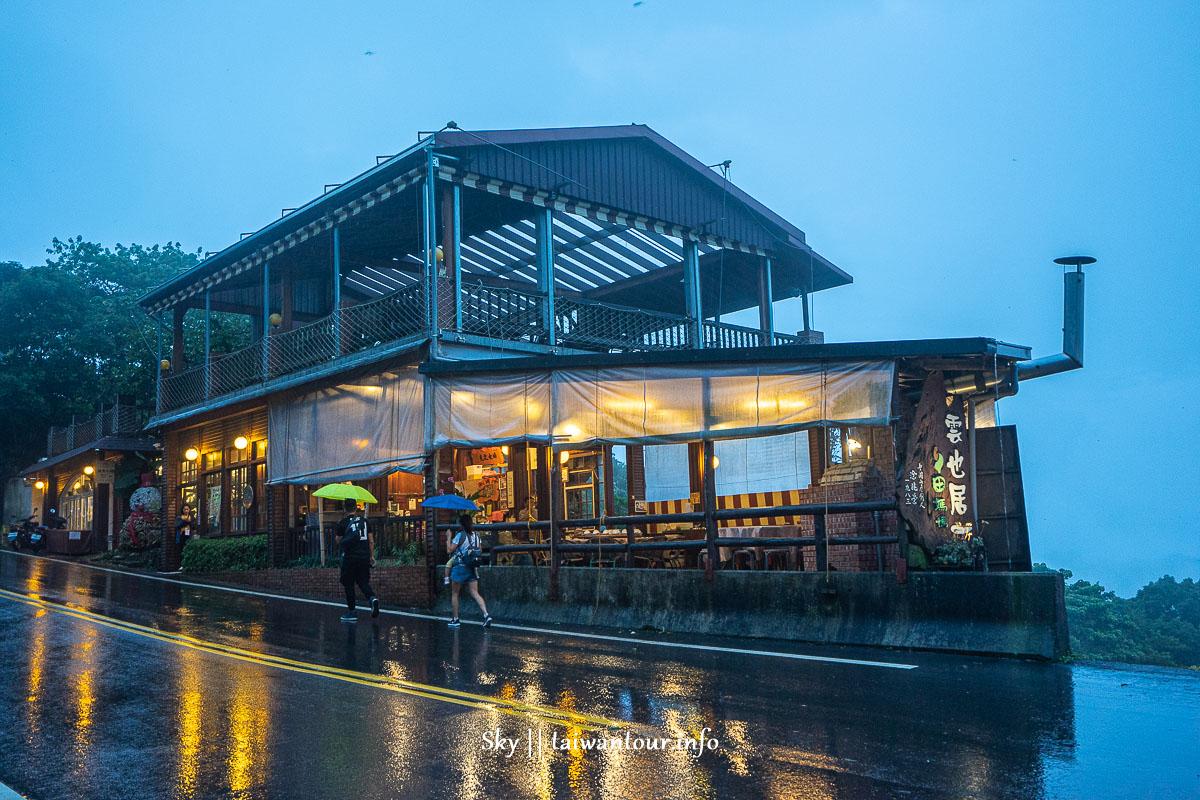 【雲也居一休閒農場】苗栗薑麻園田媽媽景觀餐廳