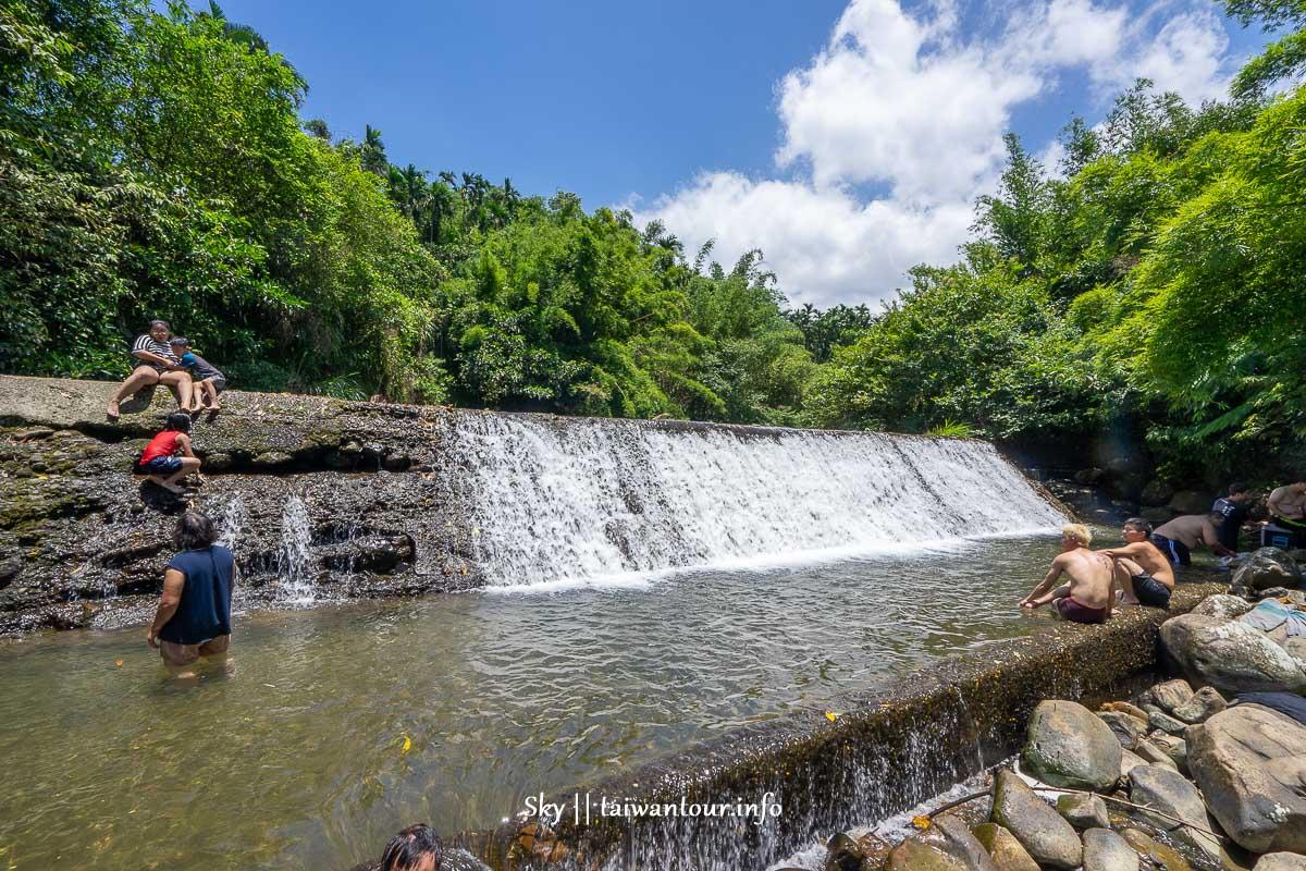 【清水坑】新北雙溪區玩水秘境溪邊野餐戲水池