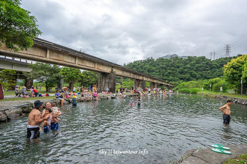 2020宜蘭免費玩水【東岳湧泉公園】東澳景點交通.美食