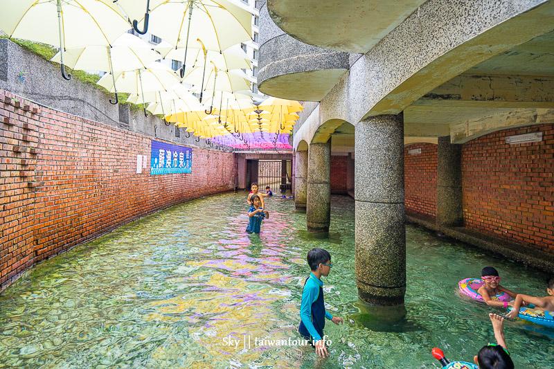 宜蘭蘇澳【阿里史冷泉】在地人免費大眾池.男.女浴池