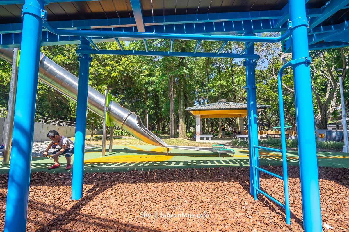 前港公園共融兒童遊戲場單桿1