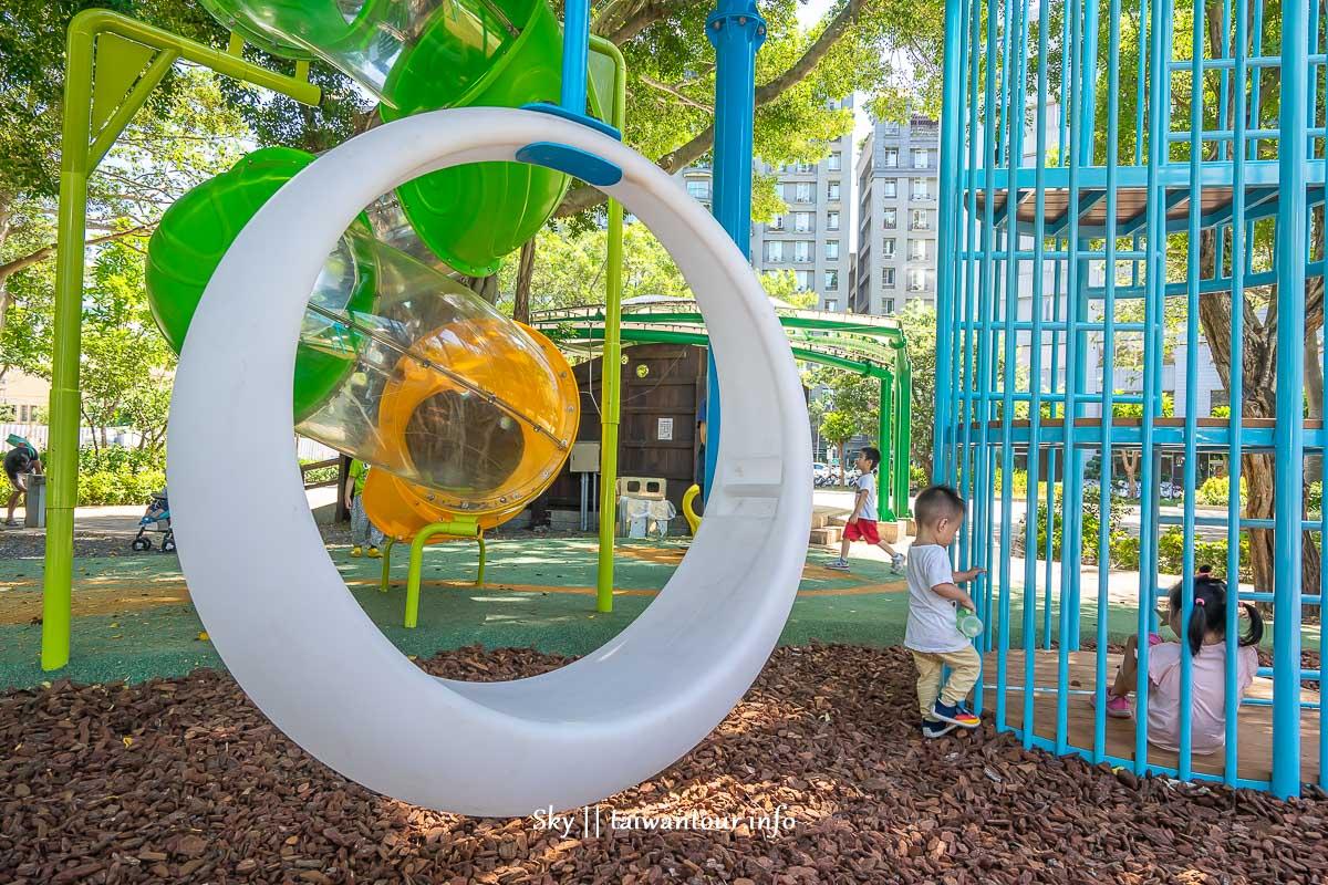 前港公園共融兒童遊戲場月亮鞦韆