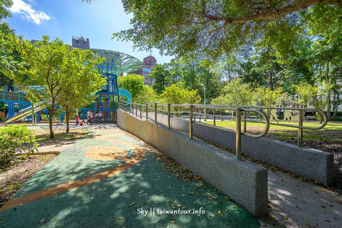 前港公園共融兒童遊戲場無障礙空間