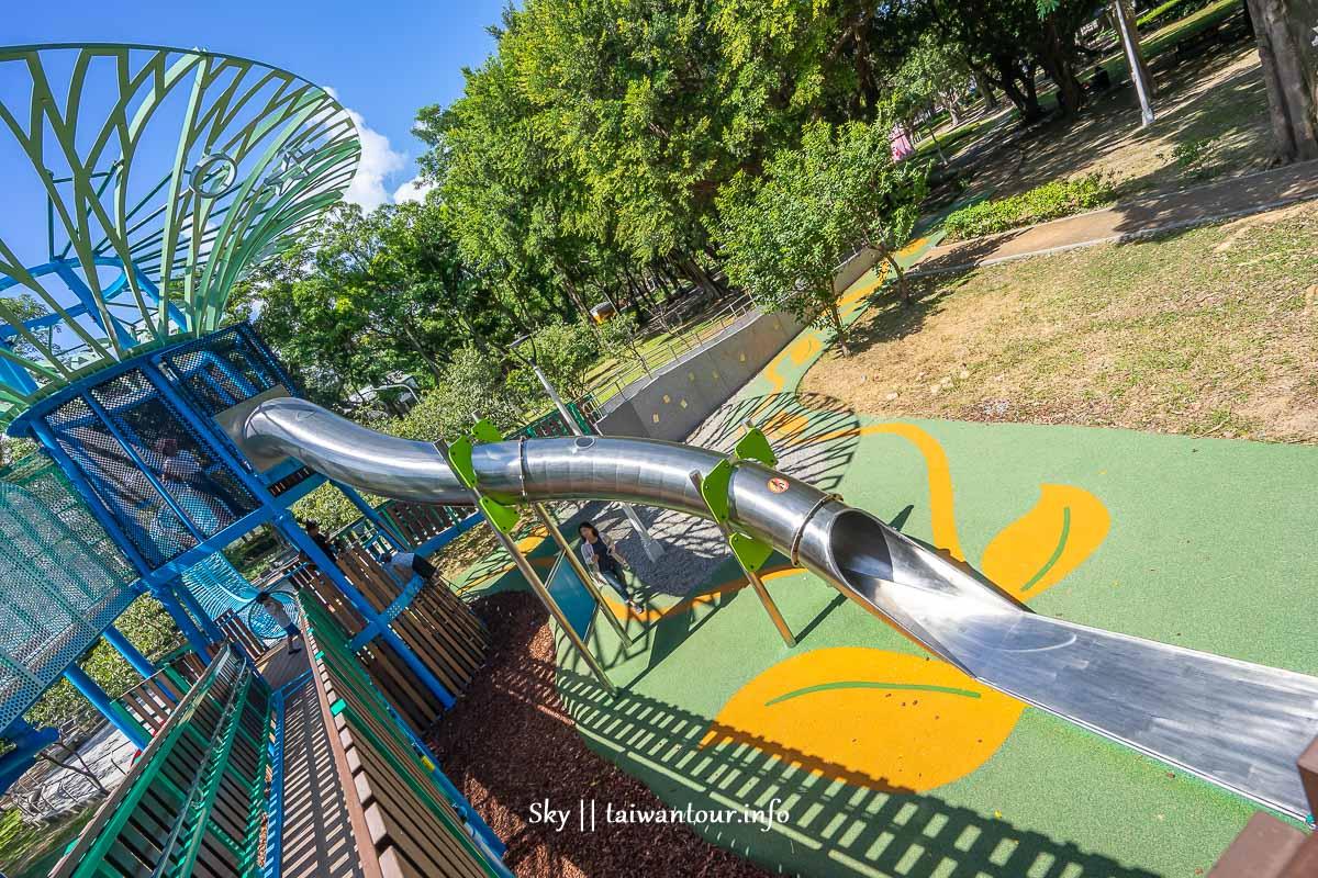 前港公園共融兒童遊戲場溜滑梯
