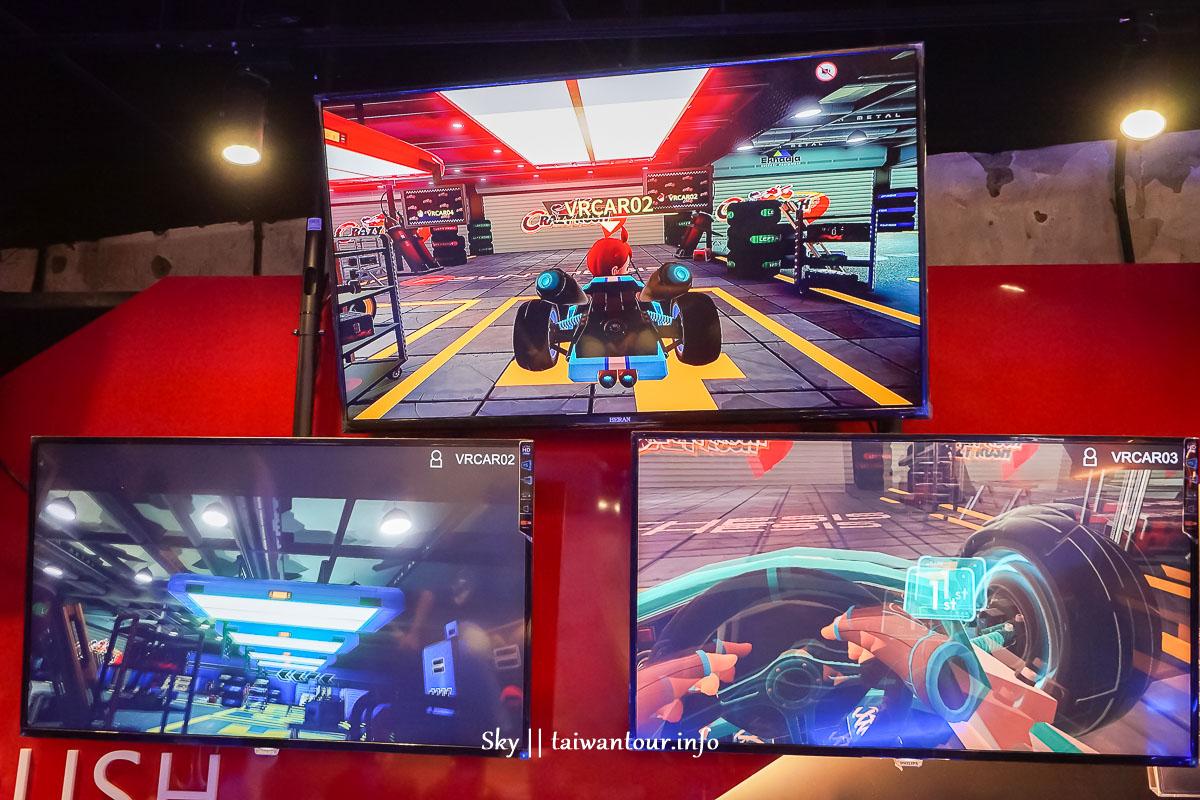 2019台北西門町【VAR LIVE虛擬實境體驗館】槍戰遊戲.景點推薦