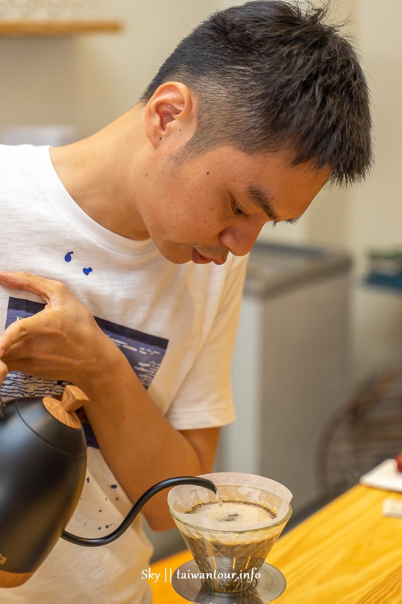 南投美食推薦【日晨咖啡烘焙(手沖咖啡DIY】菜單