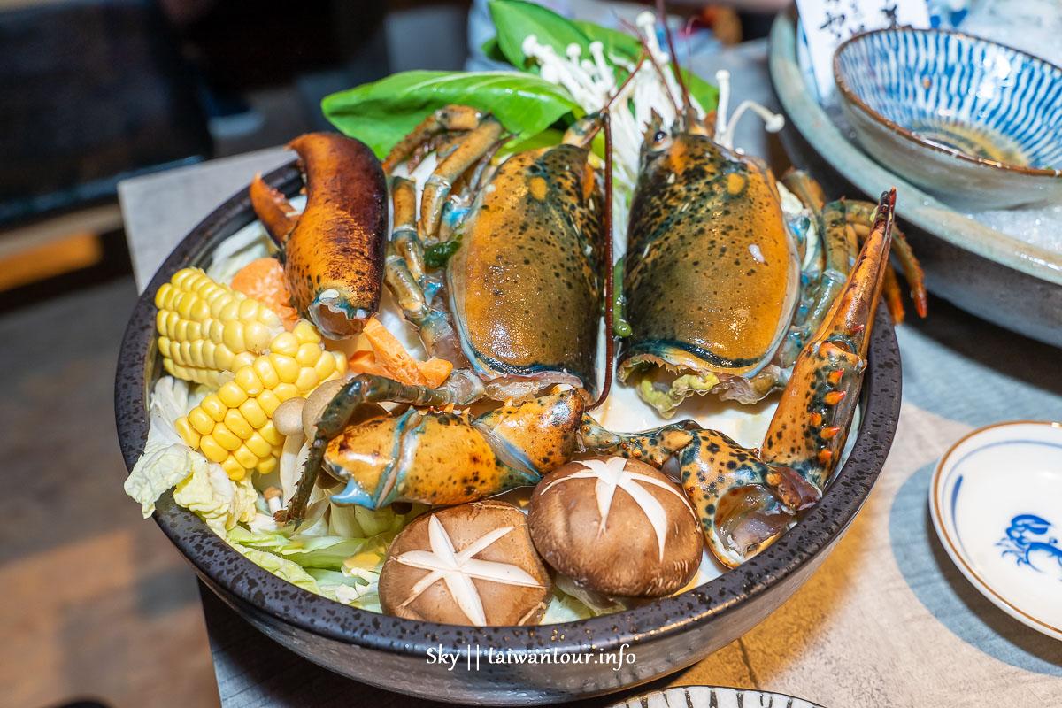 【山上走走】日式無菜單海鮮鍋物
