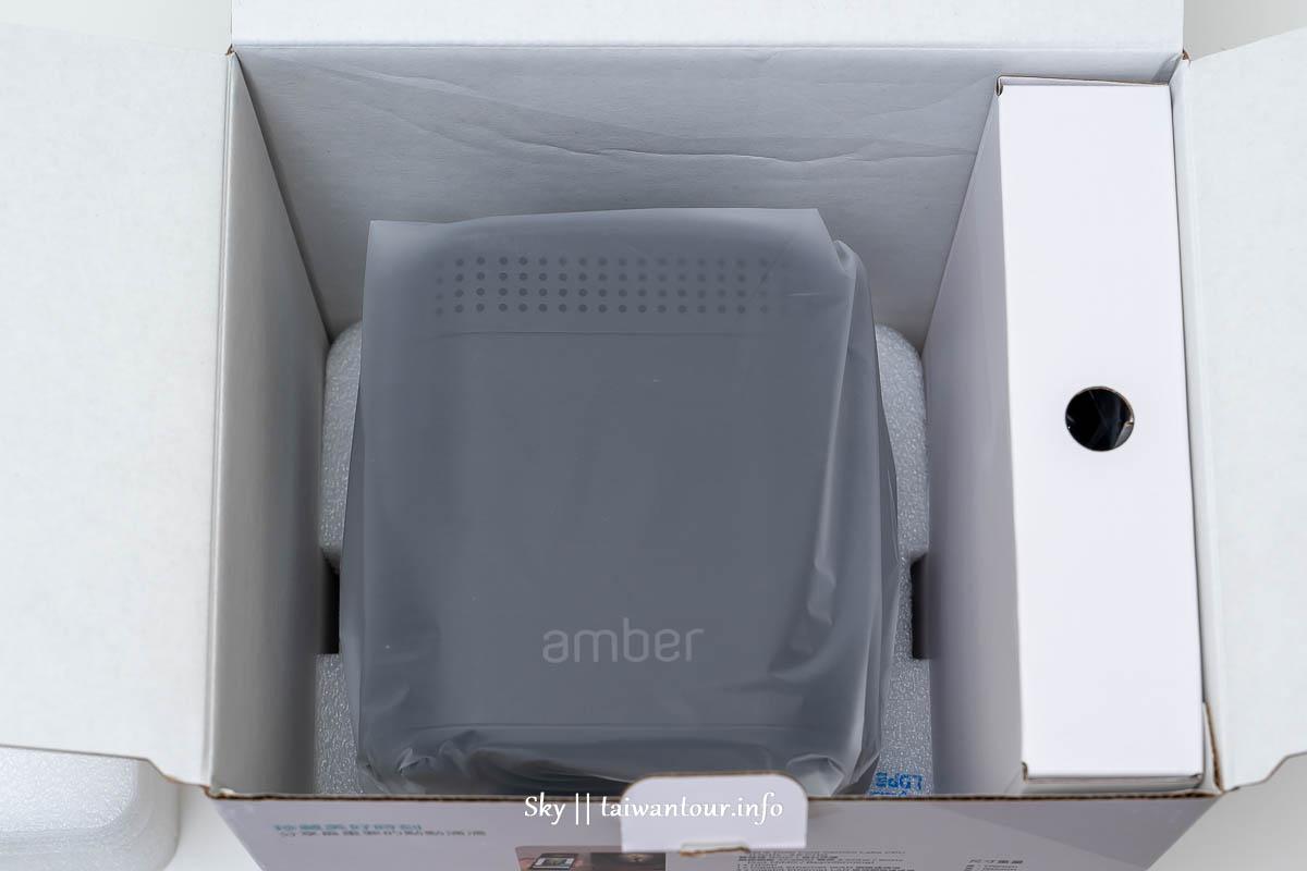 擁有AI智慧的【Amber酷存】儲存資料還能人臉辨識