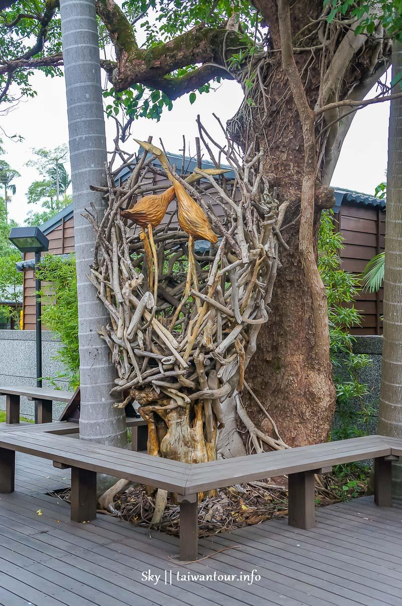 宜蘭推薦景點【羅東林業文化園區】好好拍的日式建築