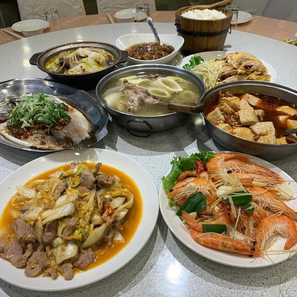 【苑裡龍園餐廳】苗栗美食推薦婚宴桌菜.菜單