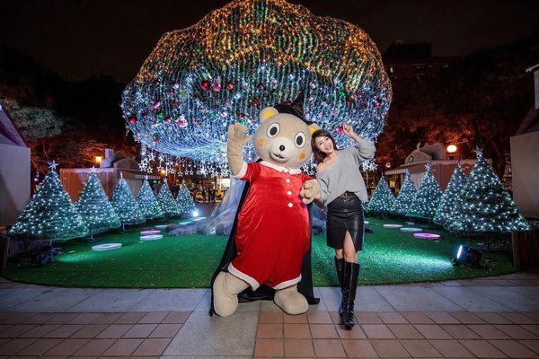 2019板橋 【新北歡樂耶誕城】魔法光雕秀.捷運.演唱會時間.美食地址