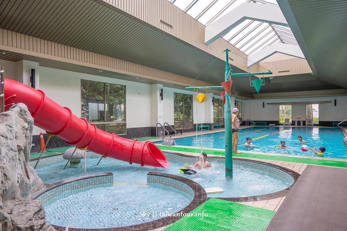 2020【花蓮美侖大飯店】市區五星親子渡假村.高CP值推薦.游泳池
