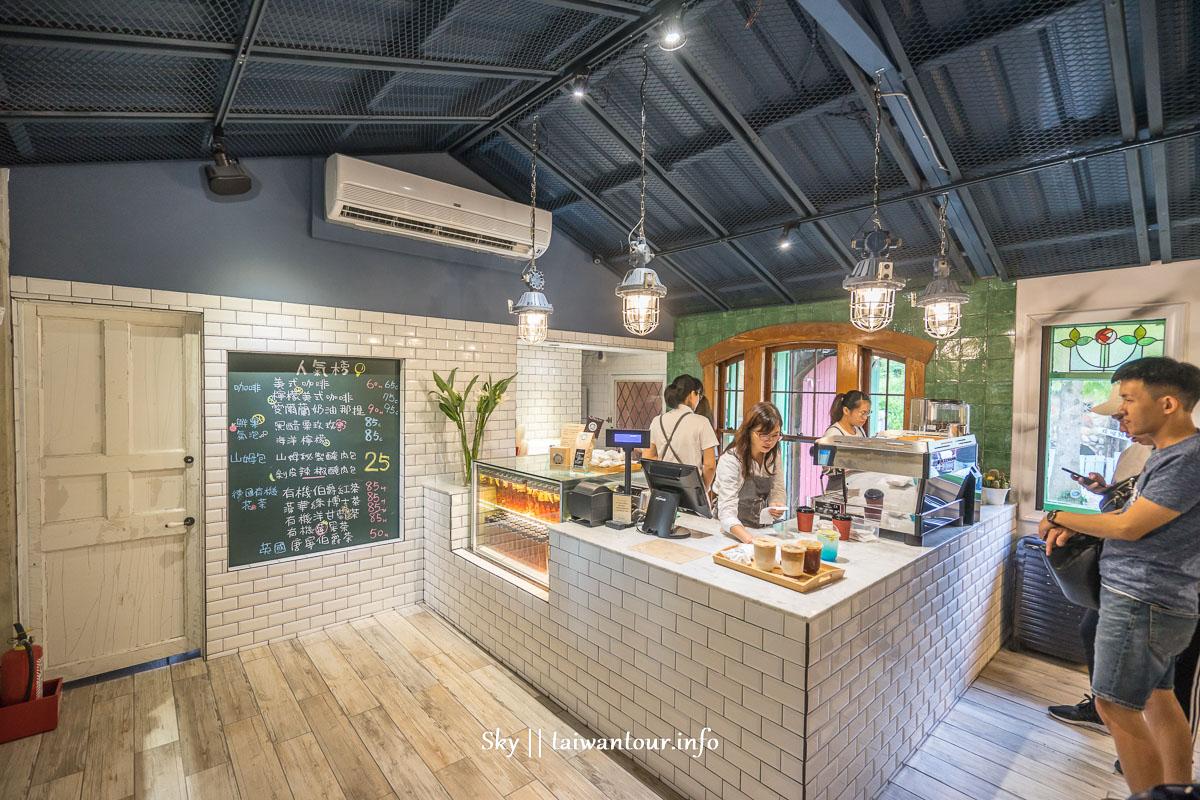 2020花蓮新景點【山姆先生咖啡館】壽豐鄉IG網美親子必訪