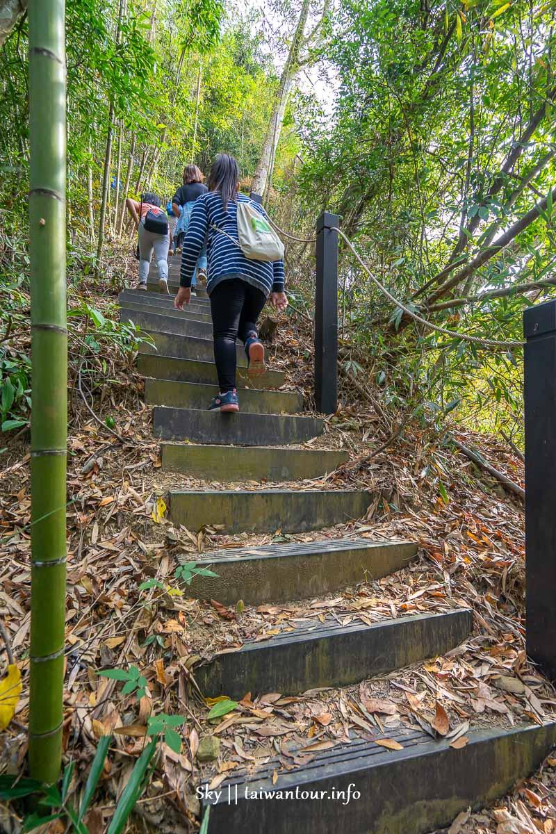 台中和平景點【埋伏坪步道】泰雅雙崎部落生態步道