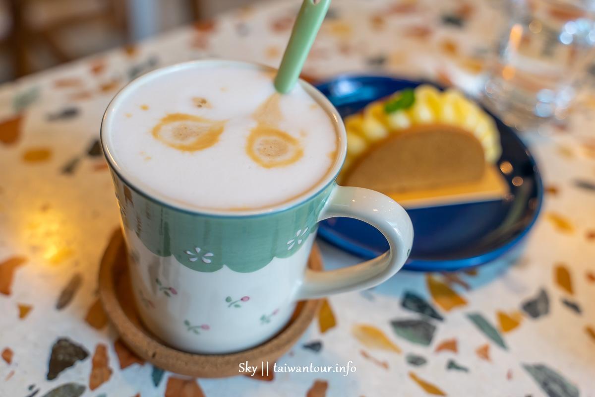 龍潭美食推薦【Maison_406(落來食甜)】桃園下午茶.甜點咖啡