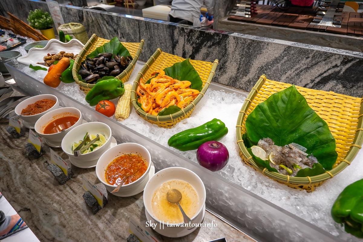 2020板橋吃到飽餐廳【凱撒朋派自助餐】評價.100元嗑波士頓龍蝦