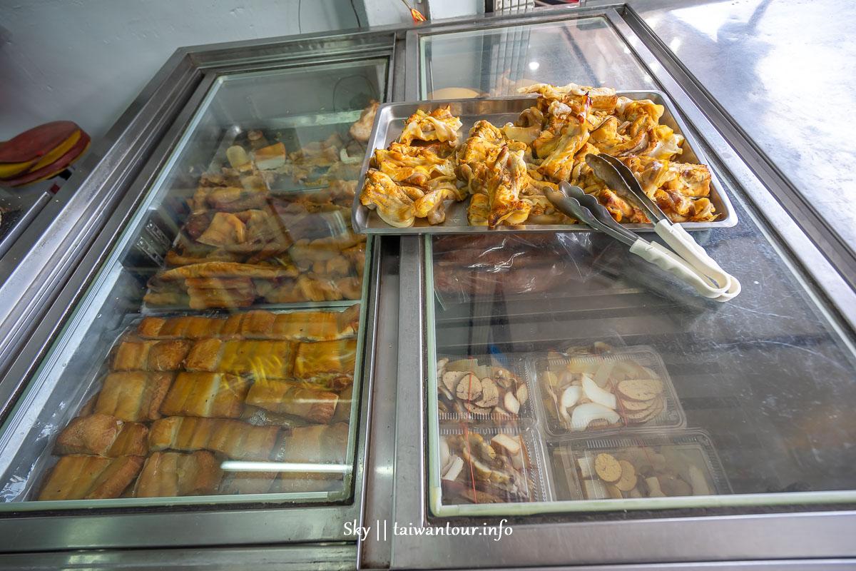 宜蘭南方澳美食【阿通伯魚丸】蘇澳必吃煙燻綜合小菜