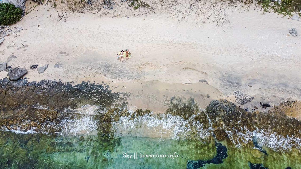 澎湖秘境【南方四島之東嶼坪嶼】浮潛天堂.台版馬丘比丘