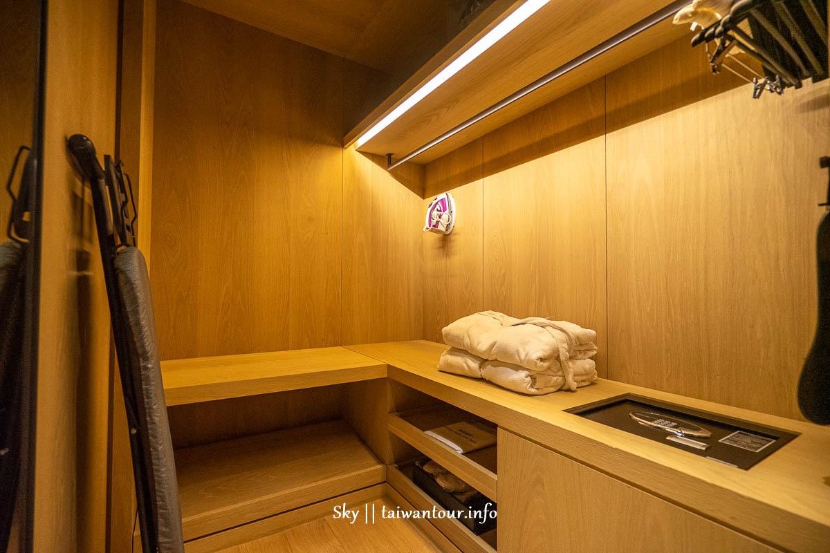 台南住宿推薦【台南大員皇冠假日酒店.煉瓦】機器人.和風客房.口碑