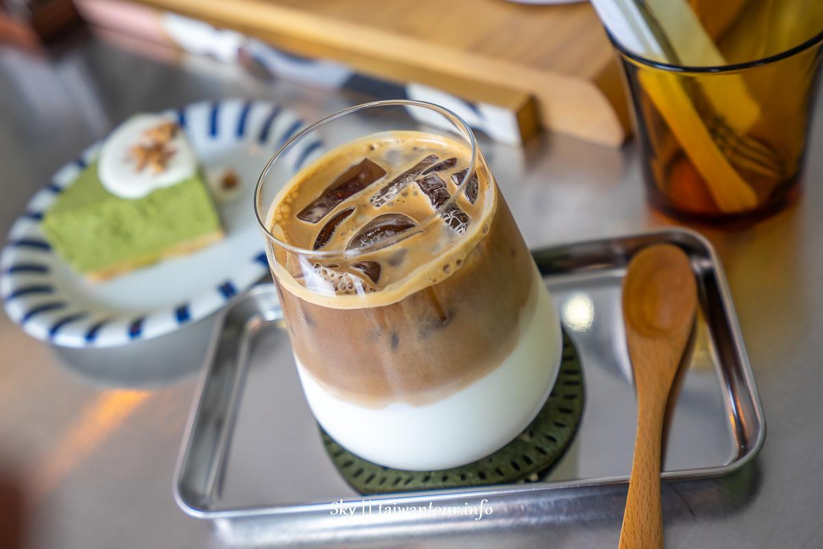 宜蘭下午茶推薦【巷光咖啡】羅東單品咖啡.甜點