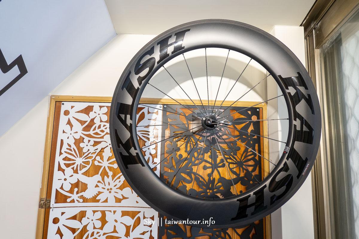 【KAISH輪組】最有感的公路車進階:Athena 1380閃銀輕量版爬坡輪組