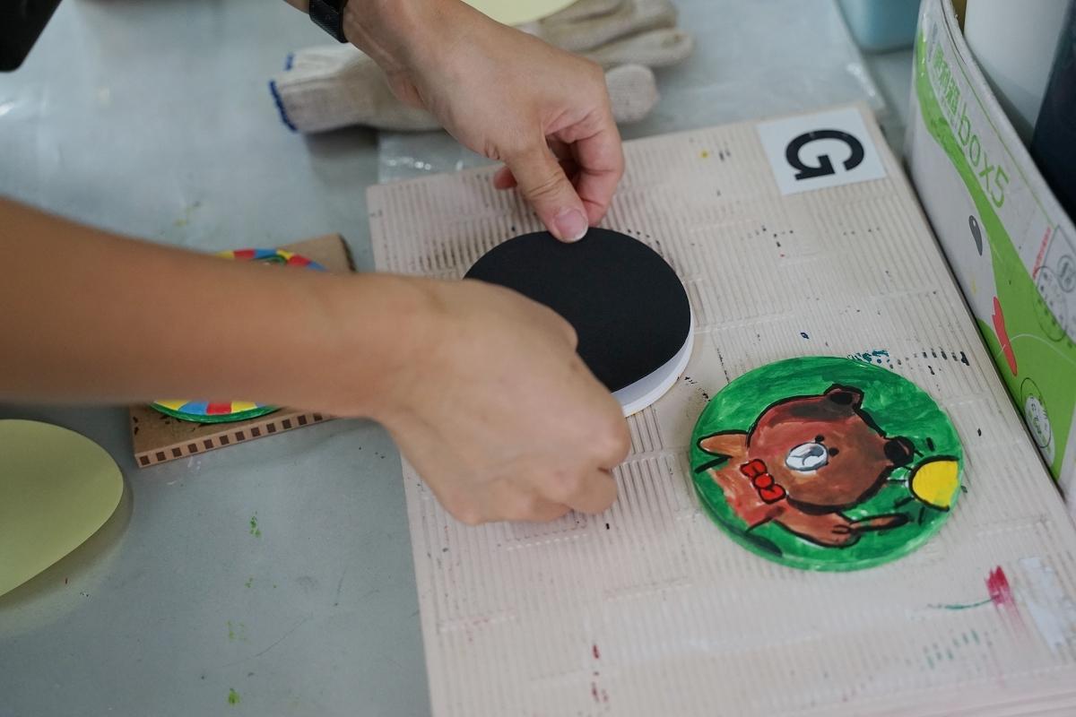 鶯式美學生活節【鶯歌超好買超好玩】有捏陶拉坯,磁磚隔熱墊DIY體驗