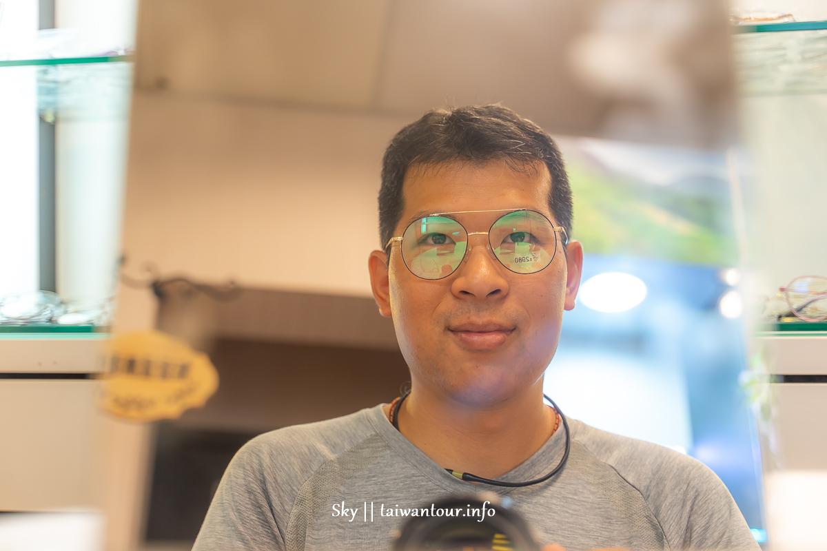 桃園眼鏡行推薦【狂暴眼鏡概念館】桃園中山店,超優惠複合式眼鏡行