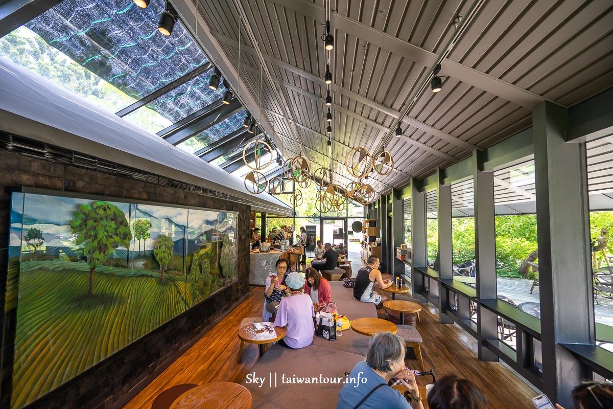 新北玻璃咖啡廳【STARBUCKS星巴克雲門門市】淡水網美景點