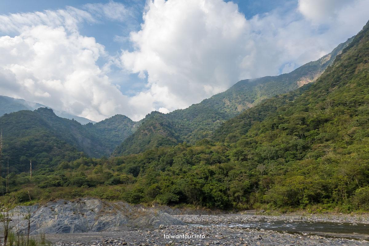 【南投巴庫拉斯二日遊】被遺忘的部落.弦月瀑布.雙龍林道
