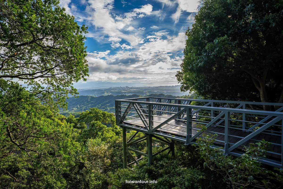 【觀音山林稍步道】五股秘境親子步道.新北旅遊景點