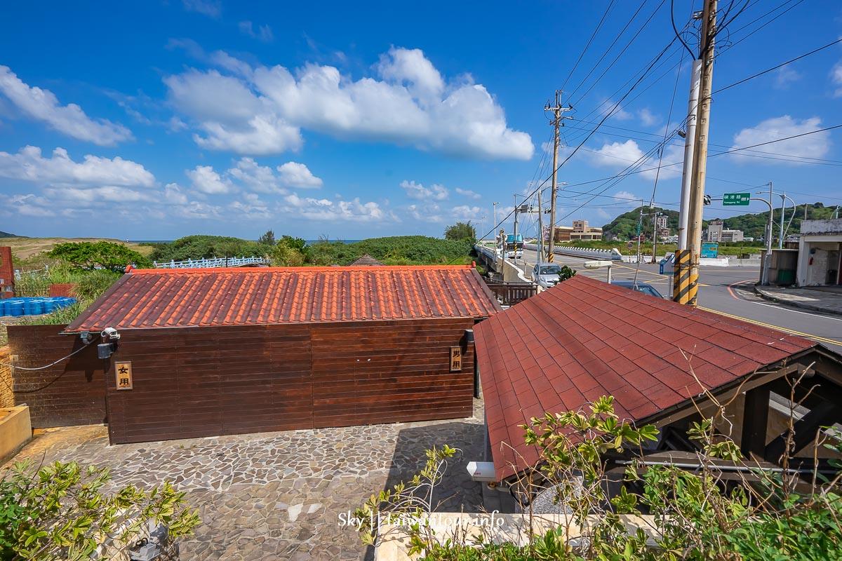 【磺港溫泉公共浴室.泡腳池】公車.開放時間.磺港漁港