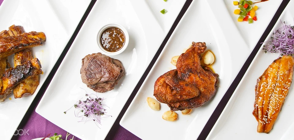【成旅晶贊飯店】柏克菲餐廳自助吧吃到飽票劵優惠