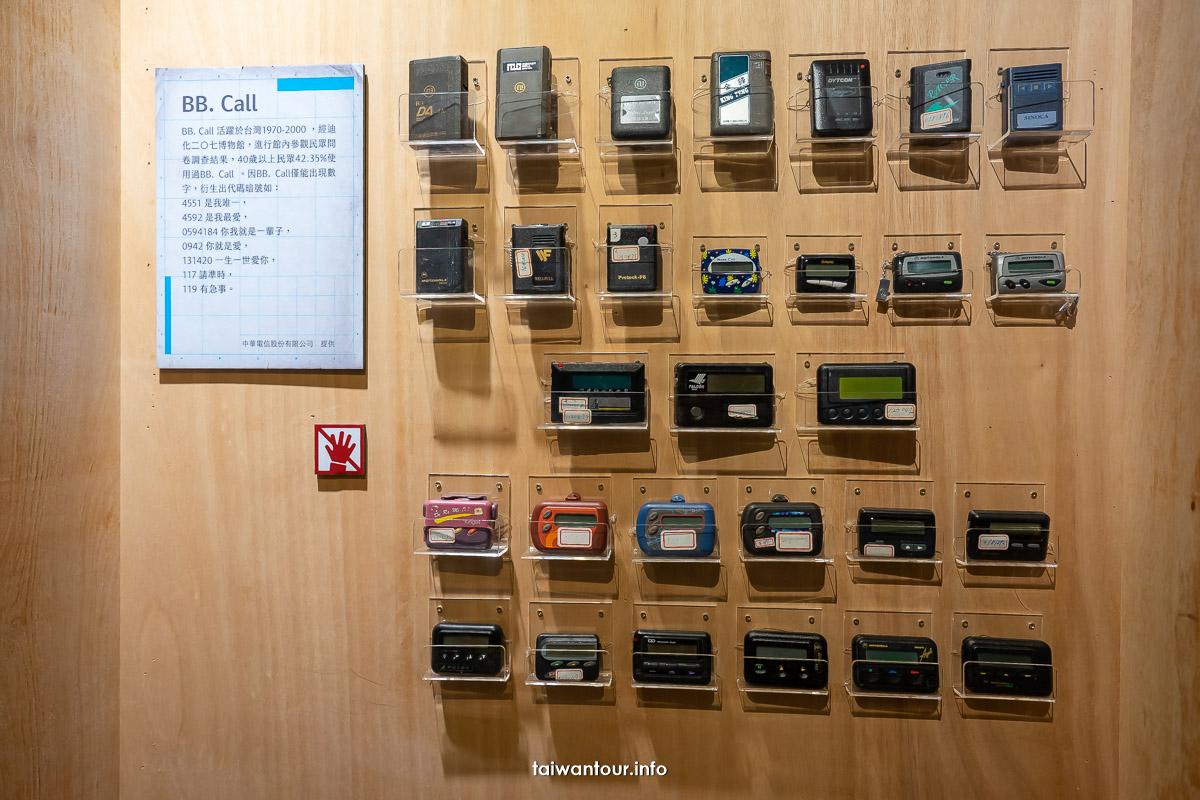 迪化街「你說,我收到」特展,迪化二O七博物館親子景點