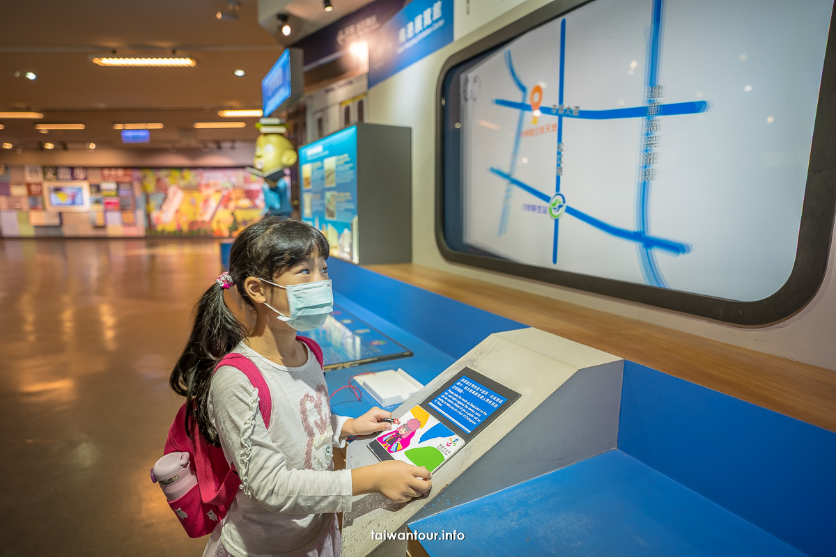 【台北探索館】360度發現劇場,免門票親子景點,雨天室內備案