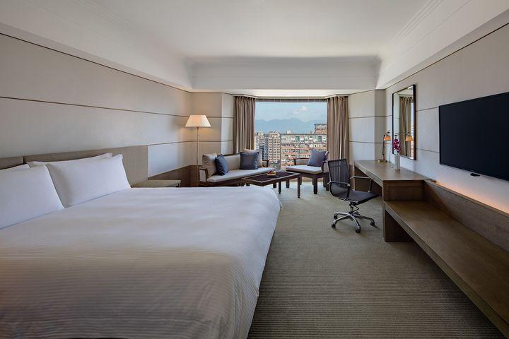 【五星晶華酒店】2天1夜套裝行程優惠,北市安心旅遊補助專案