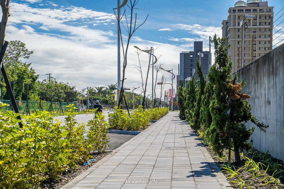 2021【花蓮濱海自行車道】美崙綠網網美一日遊