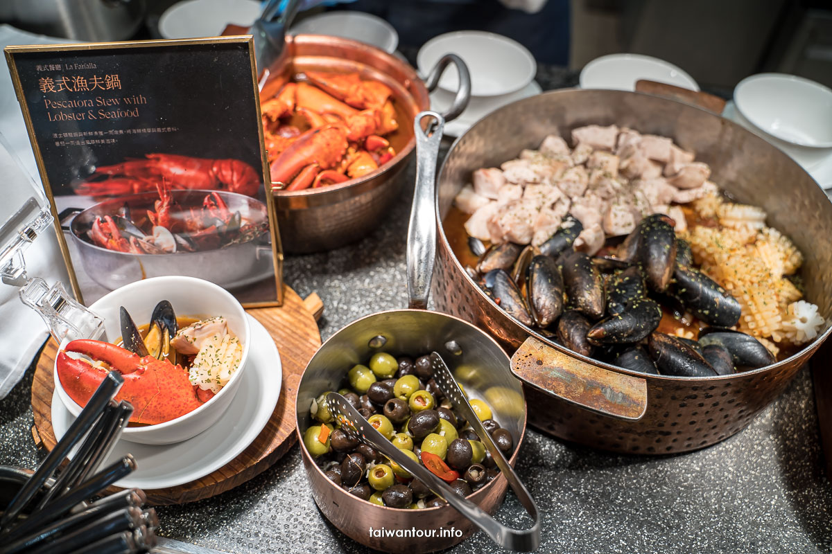【十二廚 Kitchen 12】台北喜來登大飯店,壽星優惠午晚餐價格