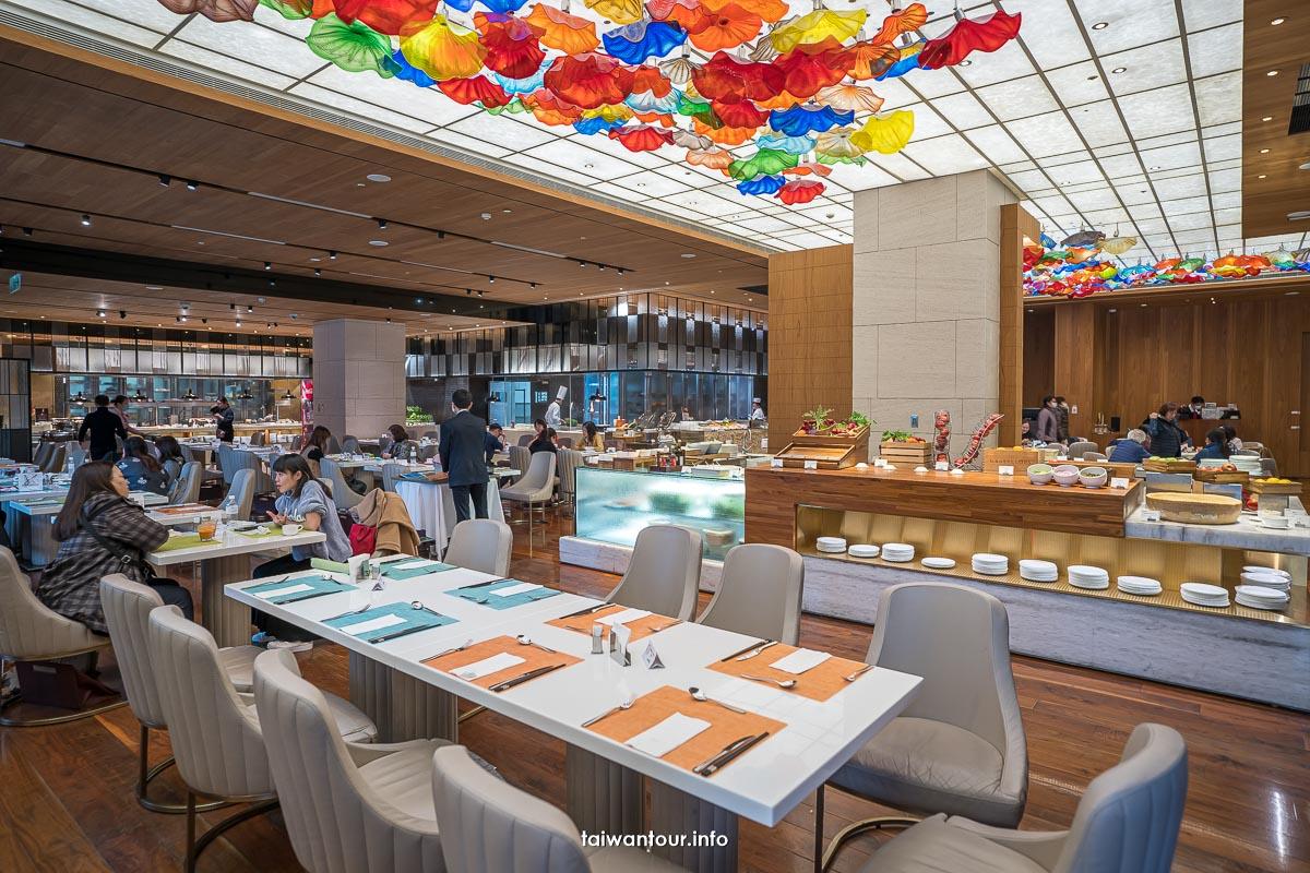【台北美福大飯店palette彩匯自助餐廳】壽星優惠票劵價格