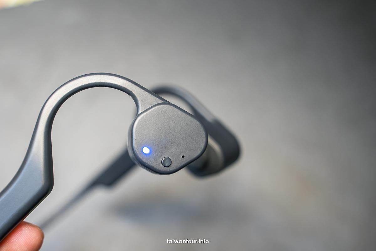 【骨傳導藍芽耳機卡洛動 F3】運動必備高CP值推薦