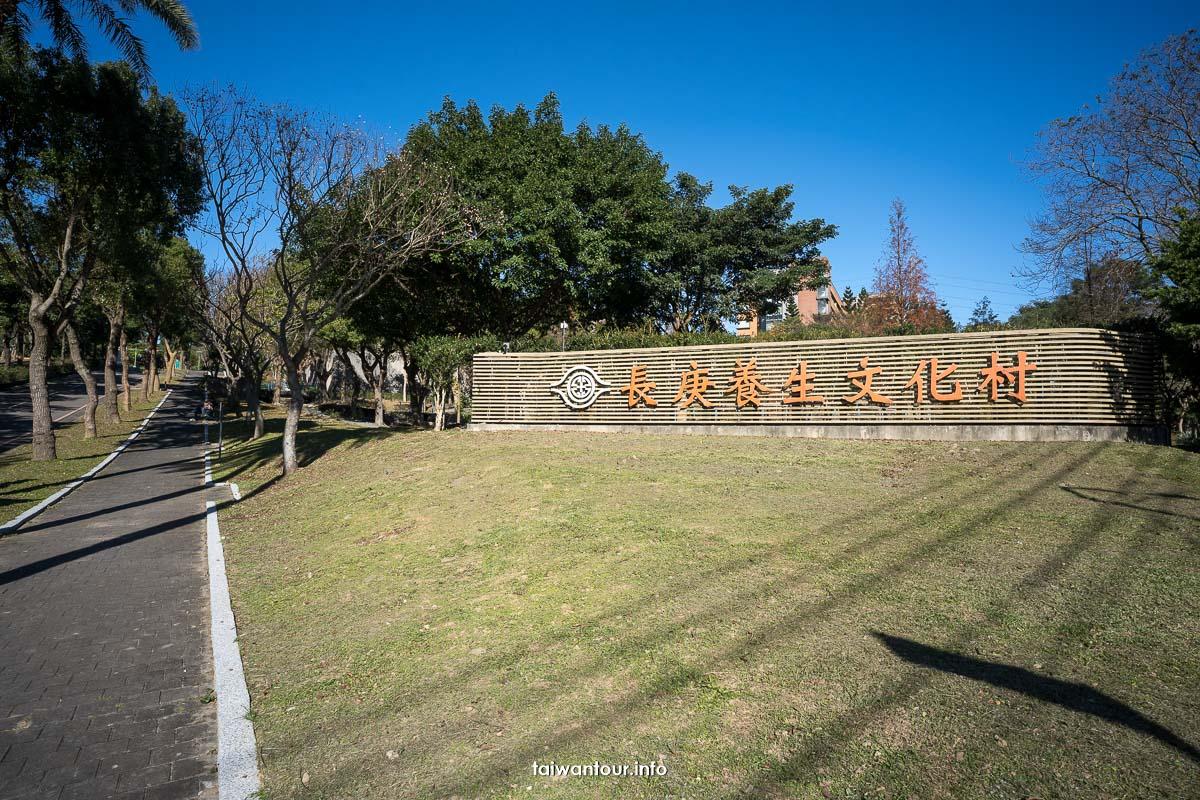 【長庚養生文化村落雨松】桃園龜山櫻花秘境推薦