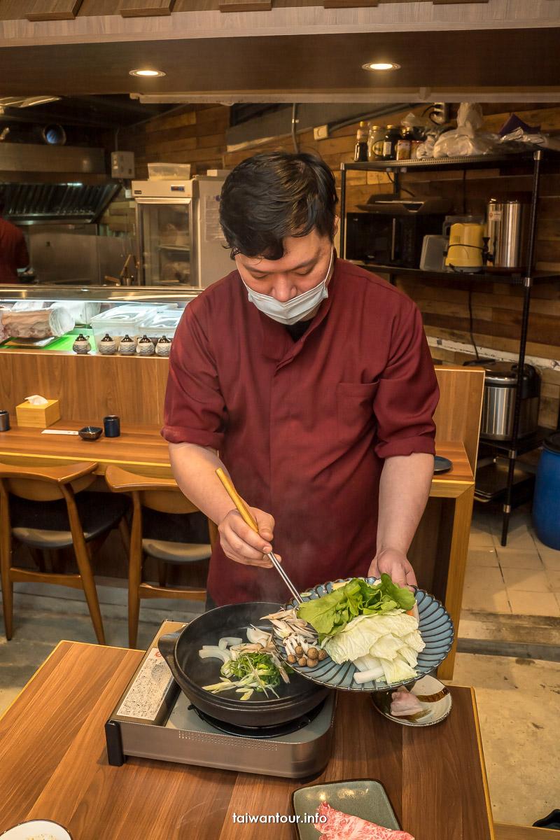 【三嵊亭和牛料理肉割烹】桃園日本無菜單料理推薦