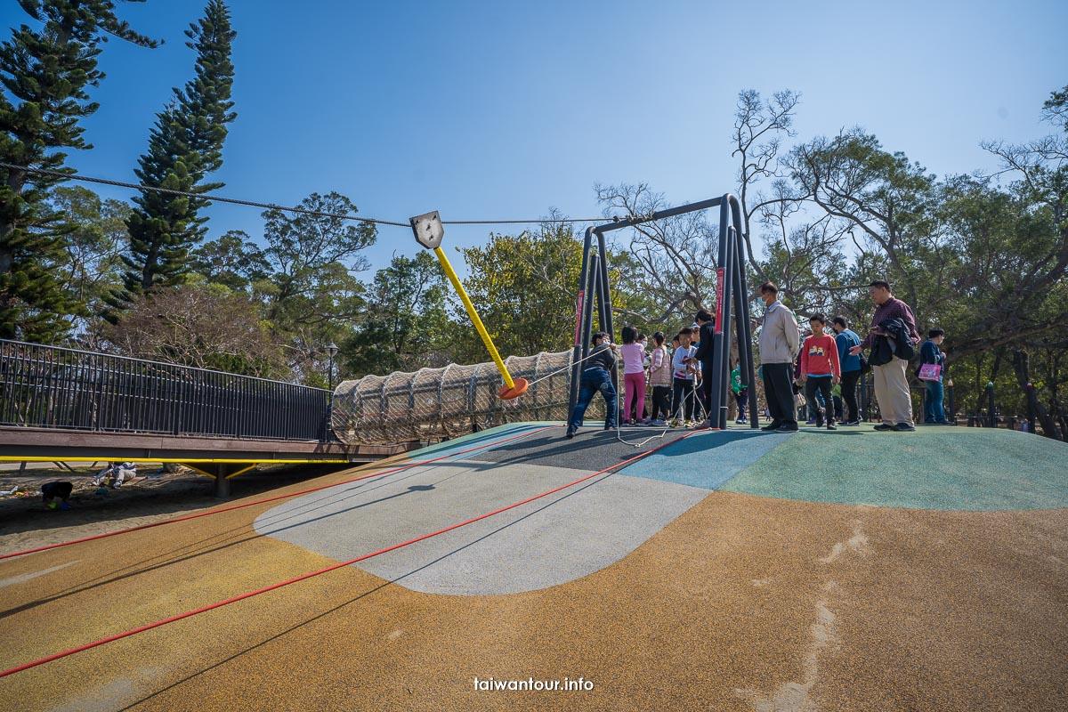 2021【台中大甲鐵砧山雕塑公園】特色親子溜滑梯風景區免門票
