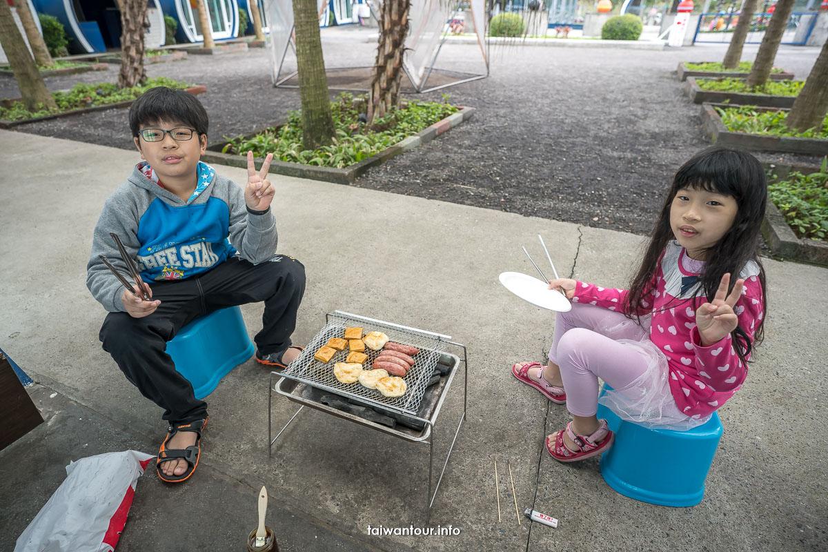 【白宮行館沙灘溫泉渡假村】萬里親子秘境一日遊門票.早餐美食