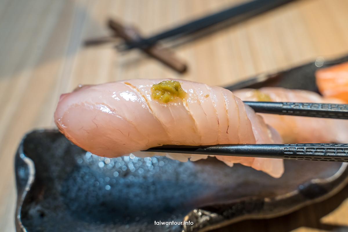 【坐著做日本料理】桃園市中茂新天地美食無菜單推薦