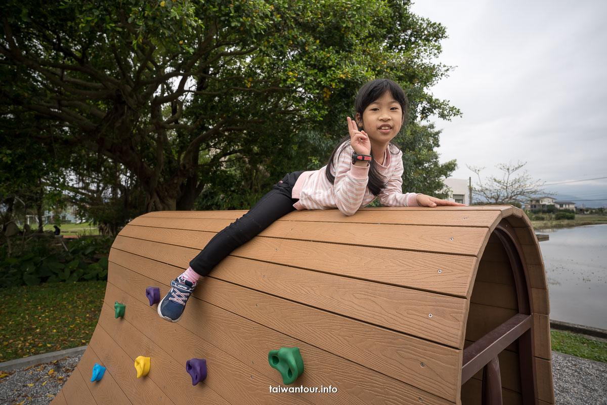 【七賢國小】宜蘭特色小學員山親子景點.交通
