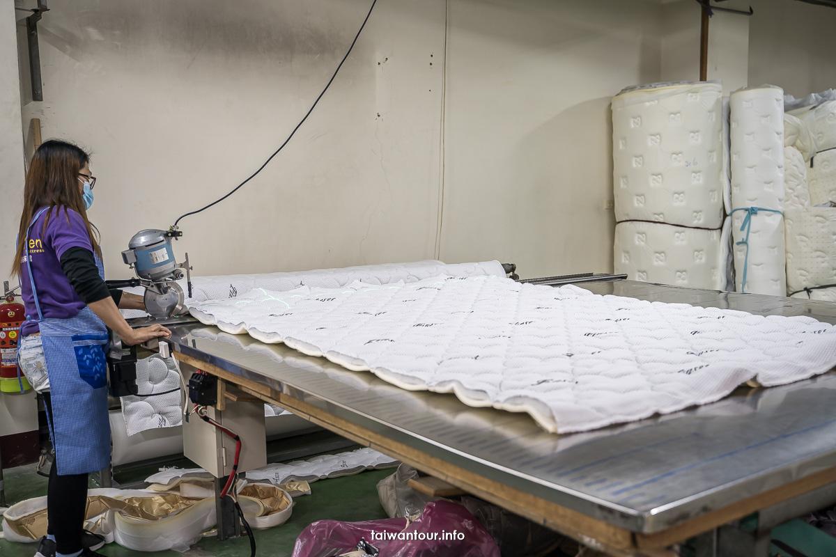 【水美人精品名床館】桃園平鎮40年床墊工廠推薦.評價.合理價格