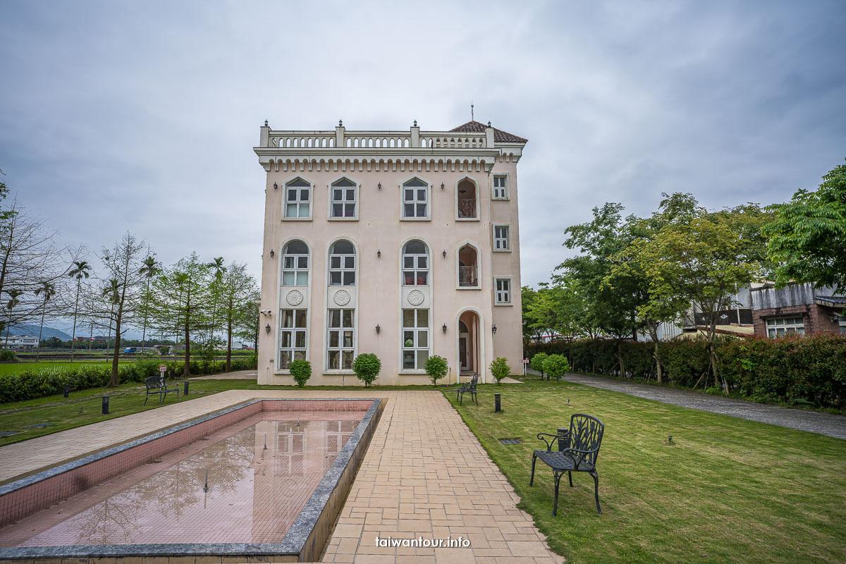 【希格瑪花園城堡】宜蘭員山城堡親子民宿.求婚