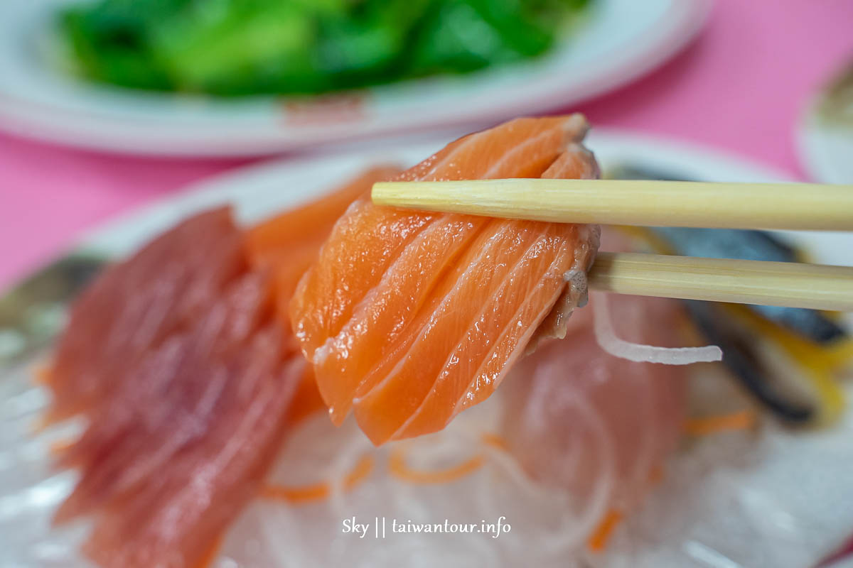 【阿興生魚片】後壁湖分店.菜單.高CP值海鮮餐廳
