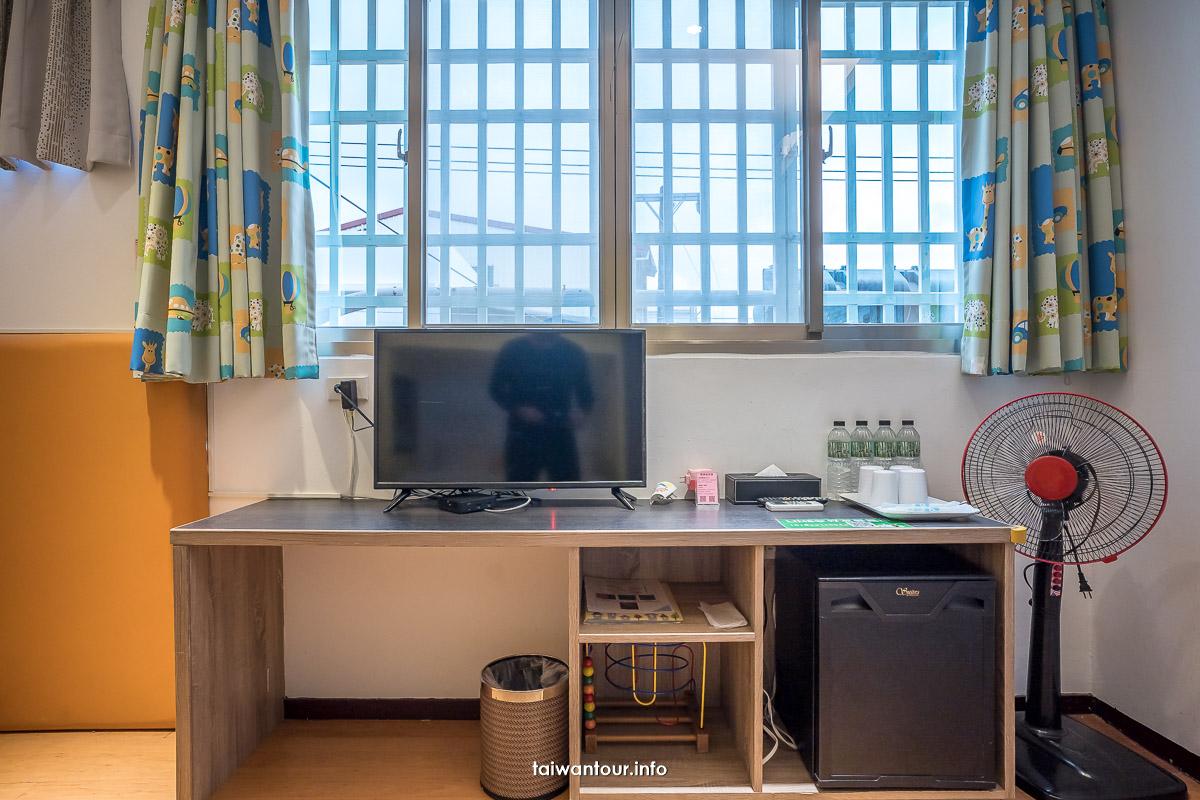 【歡樂堡民宿】花蓮市親子溜滑梯房住宿推薦