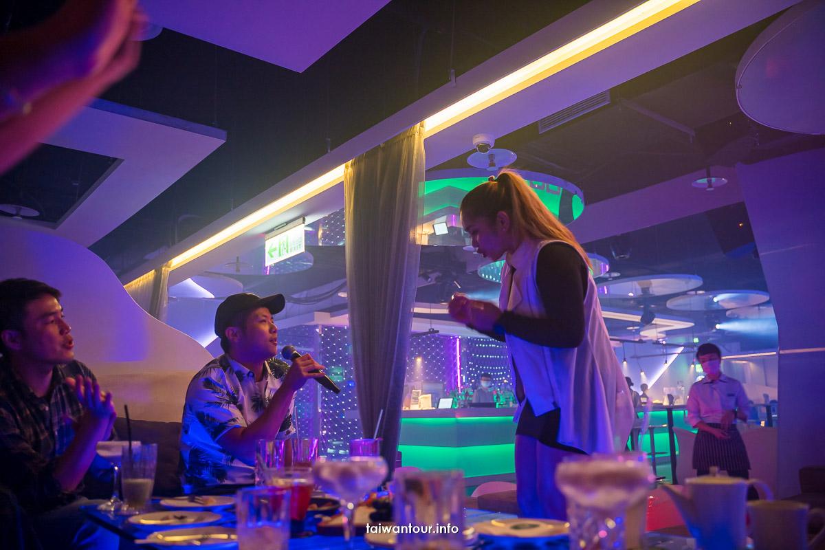 【Swave bar 微浮酒吧】澎湖福朋喜來登酒店夜生活